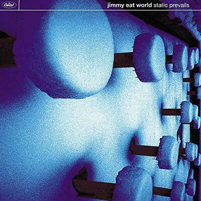 Static Prevails [VINYL], Jimmy Eat World, Vinyl, New, FREE & Fast Delivery