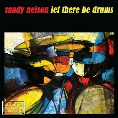 Sandy Nelson - Let There Be Drums  Cd Neu