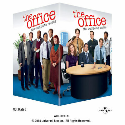 The Office: The Complete Series Box-set (DVD, 2014, 38-Disc Set) NEW!