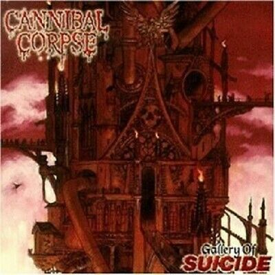 Cannibal Corpse - Gallery Of Suicide  Cd 14 Tracks Hard&Heavy / Death Metal Neu
