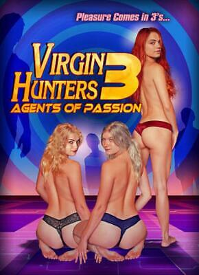 Virgin Hunters 3: Agents Of Passion [Edizione: Paesi Bassi] New Dvd