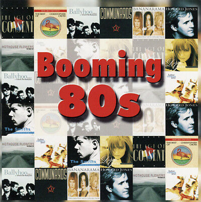 Escape Club,Bananarama,The Smith-Booming 80'S CD   Very Good