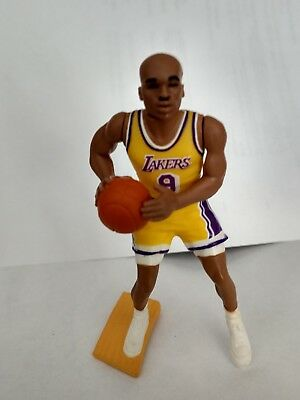 956458f44a5 1997 Nick Van Exel Los Angeles Lakers Basketball Nba-Starting Lineup-Loose
