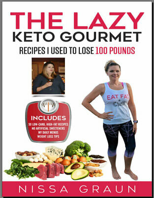 The Lazy Keto Gourmet - Eb00k/PDF - FAST Delivery