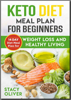 14 day keto Diet Meal Plan - Eb00k/PDF - FAST Delivery