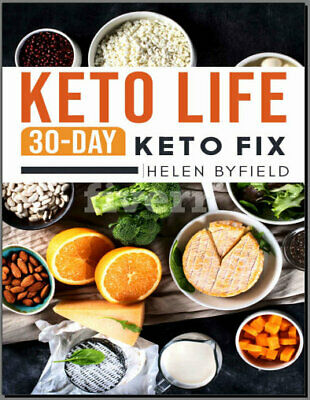 Keto Life 30 Day Keto Fix 2019 - Eb00k/PDF - FAST Delivery