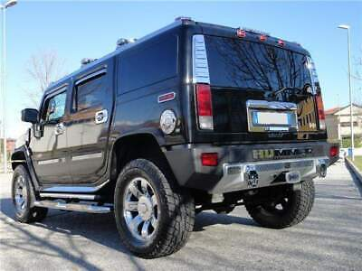 HUMMER H2 6.2 V8 aut. Luxury