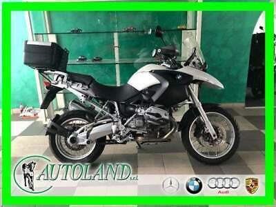 BMW R 1200 GS Man Riscaldate 3x borse bmw Gomme nuove