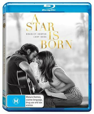A STAR IS BORN (2018): Lady Gaga, Bradley Cooper, Music, Romance Aus RgB BLU-RAY