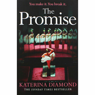 The Promise by Katerina Diamond (Paperback), Fiction Books, Brand New