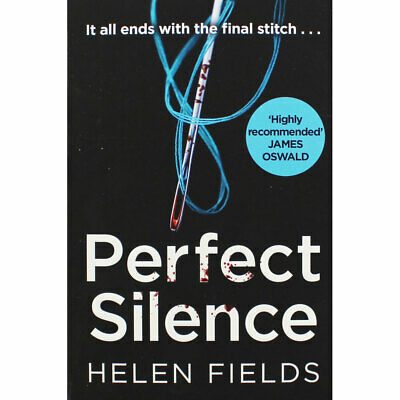 Perfect Silence by Helen Fields (Paperback), Fiction Books, Brand New