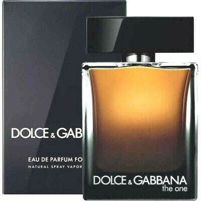 f58e38ef DOLCE & GABBANA THE ONE Cologne Perfume For Men 1.7 - 5.1oz EDP Spray NEW