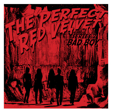 "RED VELVET Repackage Album ""THE PERFECT RED VELVET"" - 1 Photobook + 1 CD"
