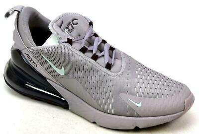 a9fb5fa8b8 Mens Nike Air Max 270 Lilac Knit Mesh Running Active Sports Trainers Size  Uk 10