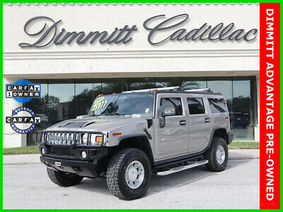 2007 Hummer H2  2007 Used 6L V8 16V Automatic 4WD SUV OnStar Moonroof Bose