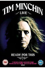 Tim Minchin - Ready For This (DVD, 2010) NEW/SEALED **FREE POSTAGE*** T5