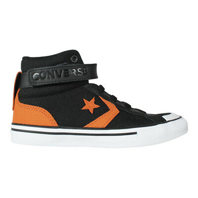 95bee4ad0d9ab Converse Unisexe Chaussures Enfants Pro Sangle de Blaze Hi Baskets Montantes