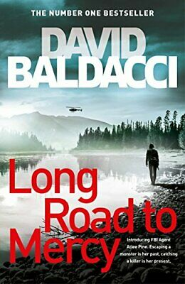 Long Road to Mercy (Atlee Pine series) by Baldacci, David Book The Fast Free