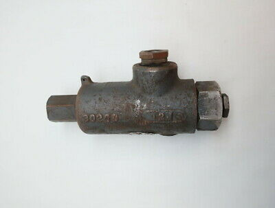 Kunkle 171-C Steel Relief Valve 9gpm 100psi 1/2in Npt