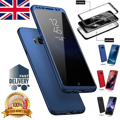 ShockProof Hybrid TPU Thin Case Cover For Samsung Galaxy S7 S6 edge S8 NEW