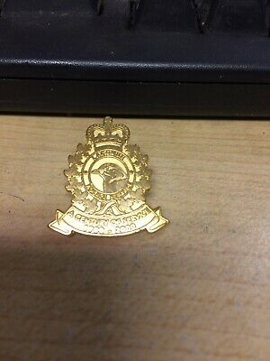 "Lacombe Police Service Lapel Pin ""A Century Of Service 1900-2000"""