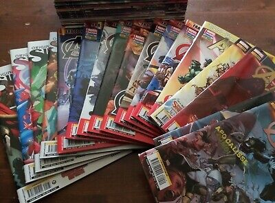 Avengers  - I Vendicatori sequenza dal n 33 al n 69 Marvel now