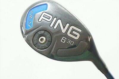 Ping G30 30 Degree 6 Hybrid Regular Flex Tfc 419 Graphite 0739640