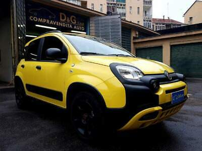 Fiat Panda 1.2 Waze City Cross KM ZERO