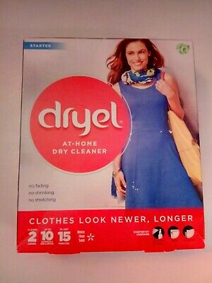 """""""Dryel"""" At-Home Dry Cleaner/2 Loads/up to 10pcs/in just 15 min."""