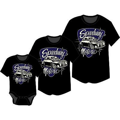 Speedway McPhail 40 Coupe Youth T-Shirt