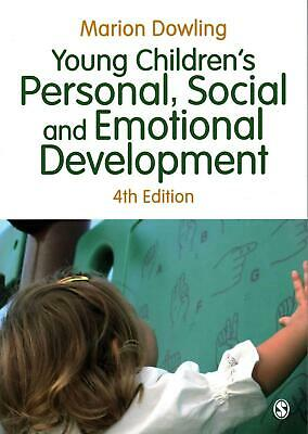 Young Children's Personal, Social and Emotional Development 4th Edition by Mario