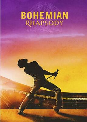 Bohemian Rhapsody New Dvd