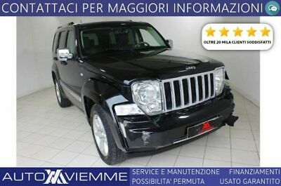 JEEP Cherokee 2.8 CRD Limited SINISTRATA commericanti