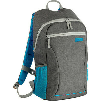 Ruggard Compact DSLR Backpack V2 (Gray and Blue)