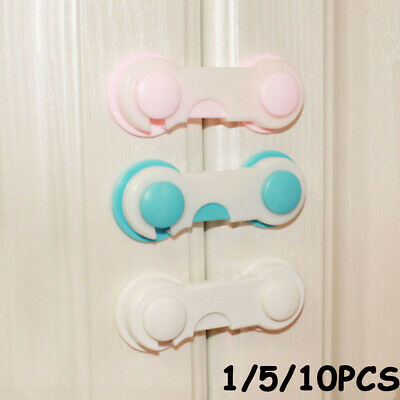 Security Latch For Toddler Kids Baby Safety Lock Children Protector
