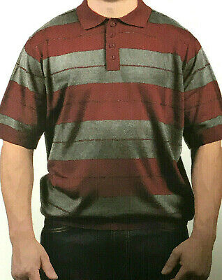 57e234d2e Lowrider Clothing Charlie Brown Polo Shirt Old School Classic Burgundy New  Color