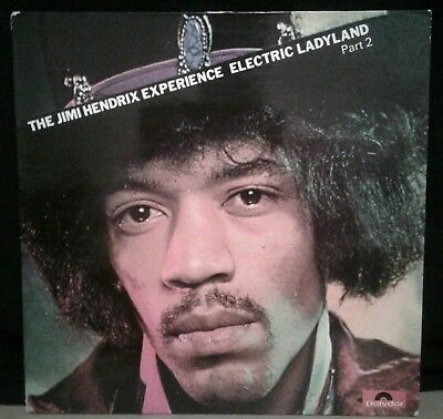 Jimi Hendrix Experience - Electric Ladyland - Part 2- UK Polydor