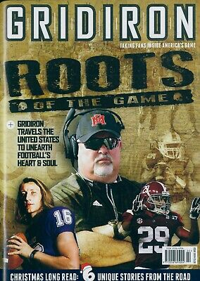 Gridiron - Issue Xxxiv - 34 - Roots