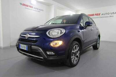 FIAT 500X 2.0 MultiJet 140 CV AT9 4x4 Cross