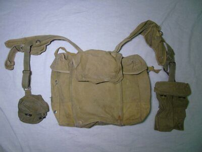 Soviet Russian Army Airborne VDV Backpack RD54 Afghanistan war used
