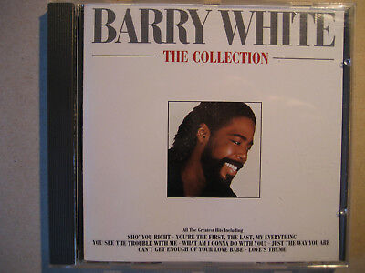 Musik CD  -The Collection-  von Barry White