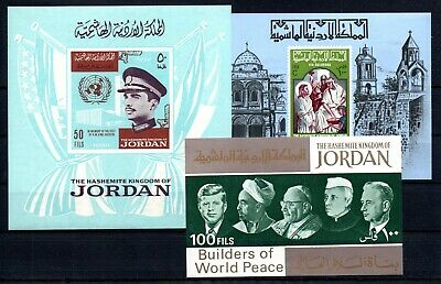 Jordan , Three Better Older S/s , Mnh !