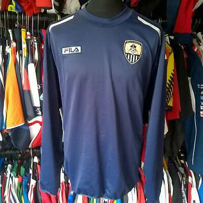 Notts County 2011 Jumper Football Shirt Training Fila Jersey Size Adult 3Xl