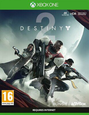 Destiny 2 (Xbox One) NEW - DISC IN CASE - IN STOCK - QUICK DISPATCH - CLEARANCE