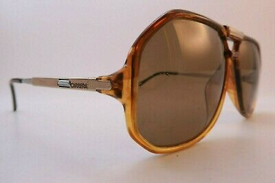 Vintage 70s Carrera vario sport sunglasses mod 5316 size 58-17 Germany KILLER