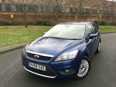 --- Free Delivery --- Ford Focus Titanium Diesel Estate - Only 1 Former Keeper -