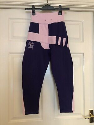 S U Clothing Purple Pink Hip Hop Street Dance Trousers Girls Age 9 11 Years
