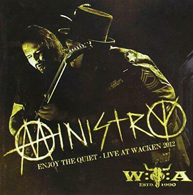 Enjoy The Quiet - Live At Wacken 2012, , Audio CD, New, FREE & Fast Delivery