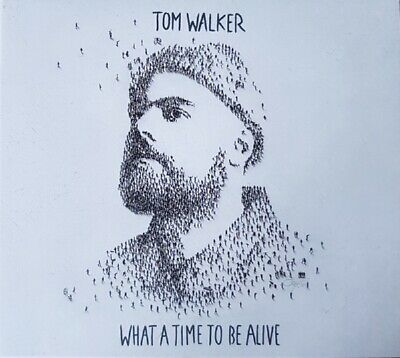 Tom Walker What A Time To Be Alive CD New 2019