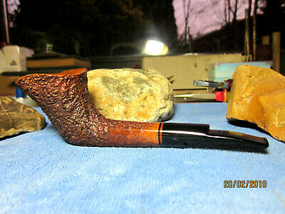 Estate Pipa Pipe Pfeife  Ascorti BUSINESS , FREE LINE ; HAND MADE ITALY  oFilter